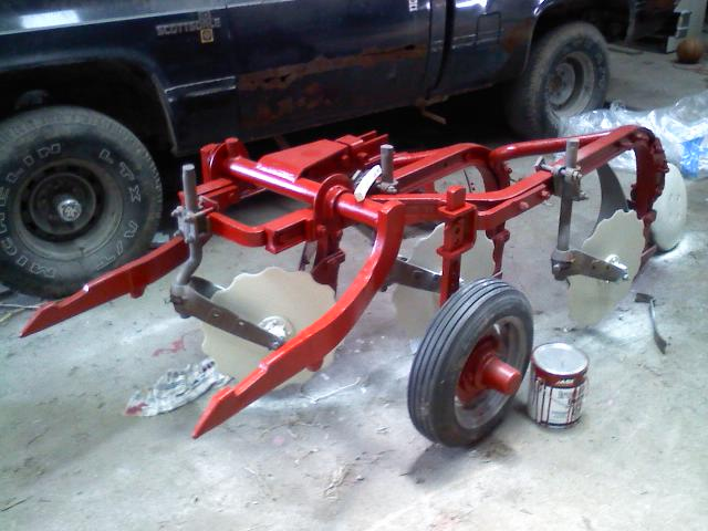Most of our IH implements 07060911