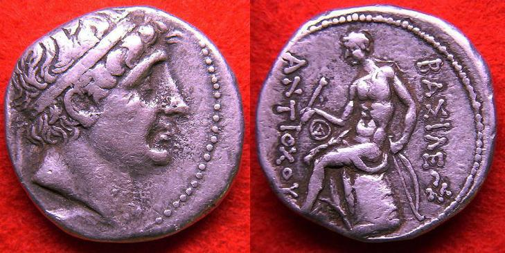 Tetradracma de Antioco I el Grande Anvers26