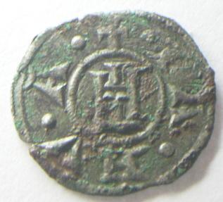 Dineo de Enrique IV de Franconia (1106-1125). Anvers41