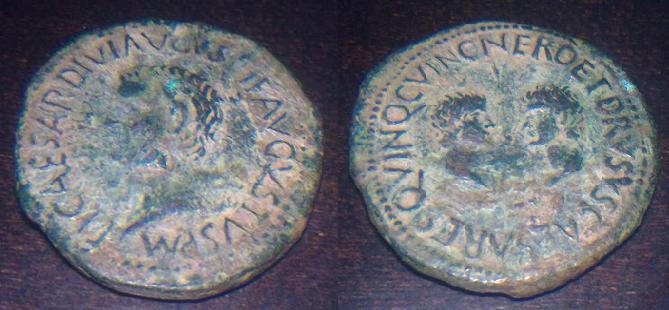 Semis de Cartagonova - Tiberio. Revers17