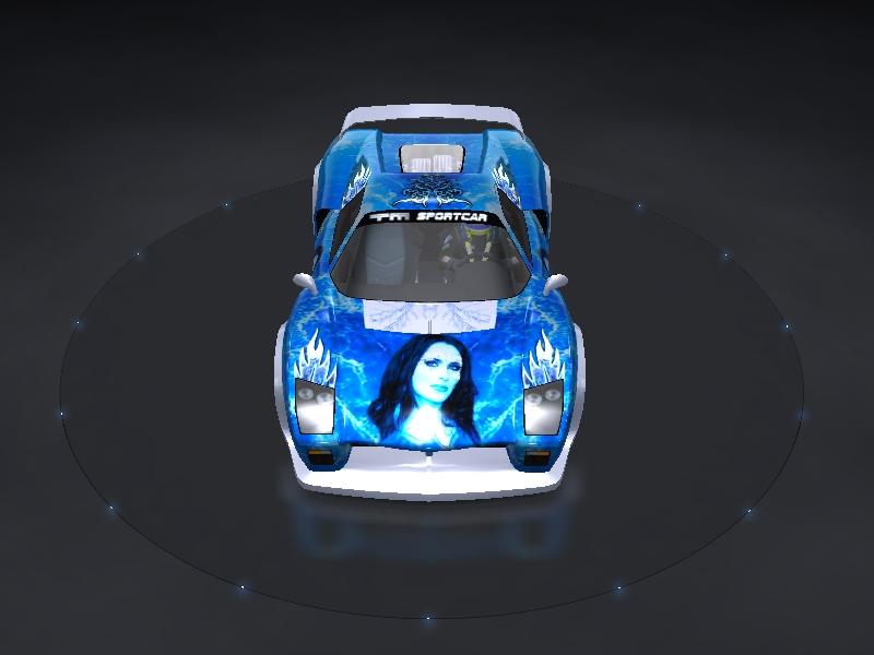 fos-Car Skin Fos_is14