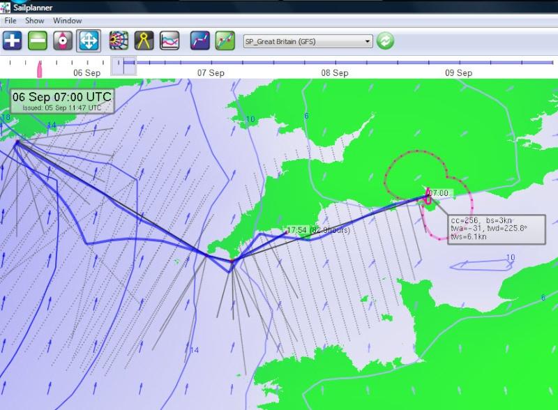 Round Fastnet Rock Challenge (SOL - 06/09/09 - 7h00 UTC) 05-09-13