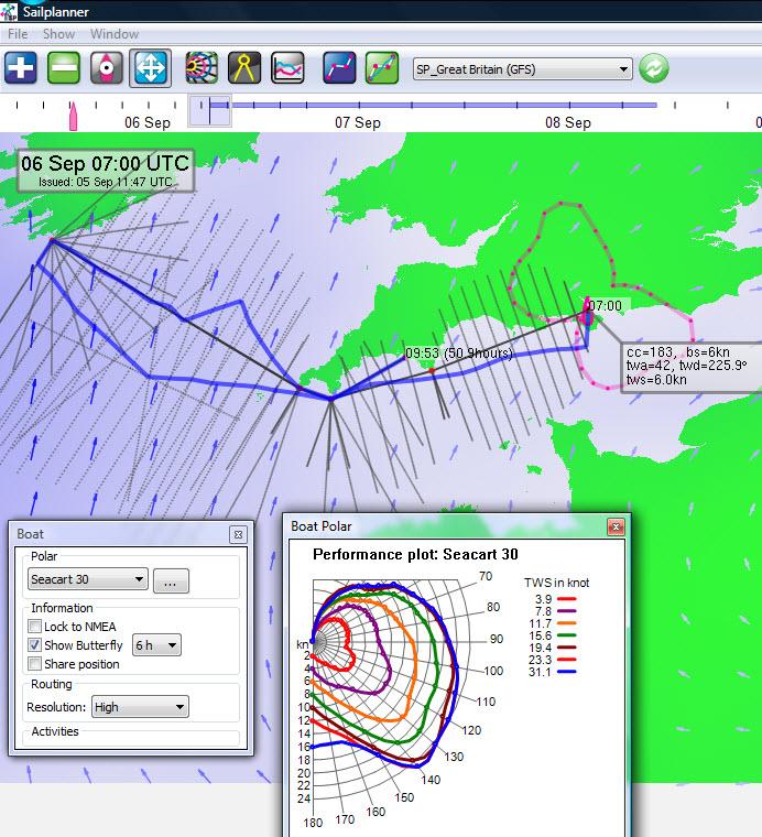 Round Fastnet Rock Challenge (SOL - 06/09/09 - 7h00 UTC) 05-09-14