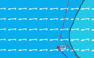 Comportements des waypoints VLM 27-07-10