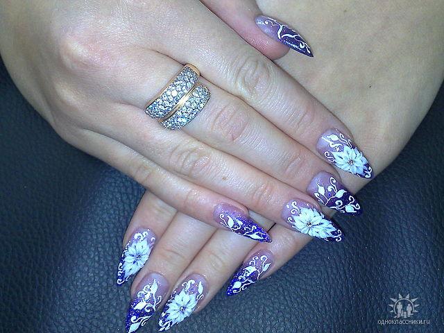 Фотографии интересных дизайнов ногтей Getima10