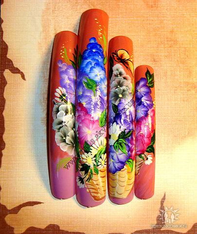 Фотографии интересных дизайнов ногтей Getima20