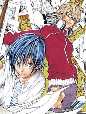Bakuman- il sogno di diventare mangaka Bakuma10