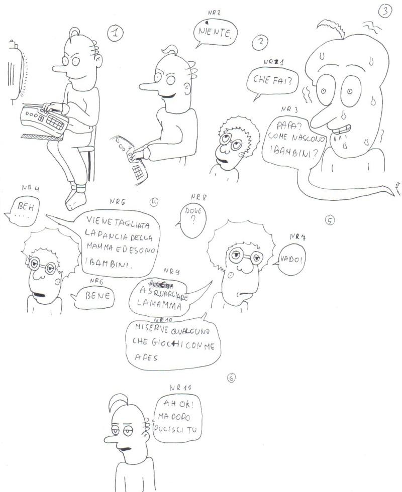 Alcuni miei disegni - Pagina 3 Fumett10