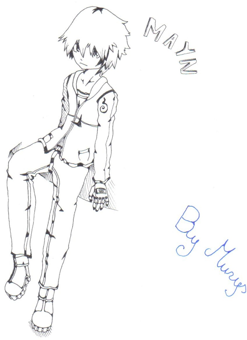 Alcuni miei disegni - Pagina 3 Mayn10
