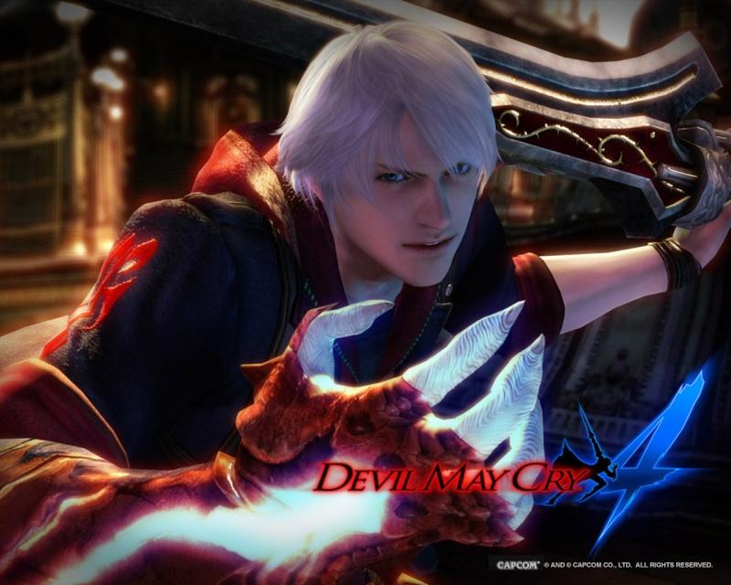 Recensione DevilMayCry 4 Nero10