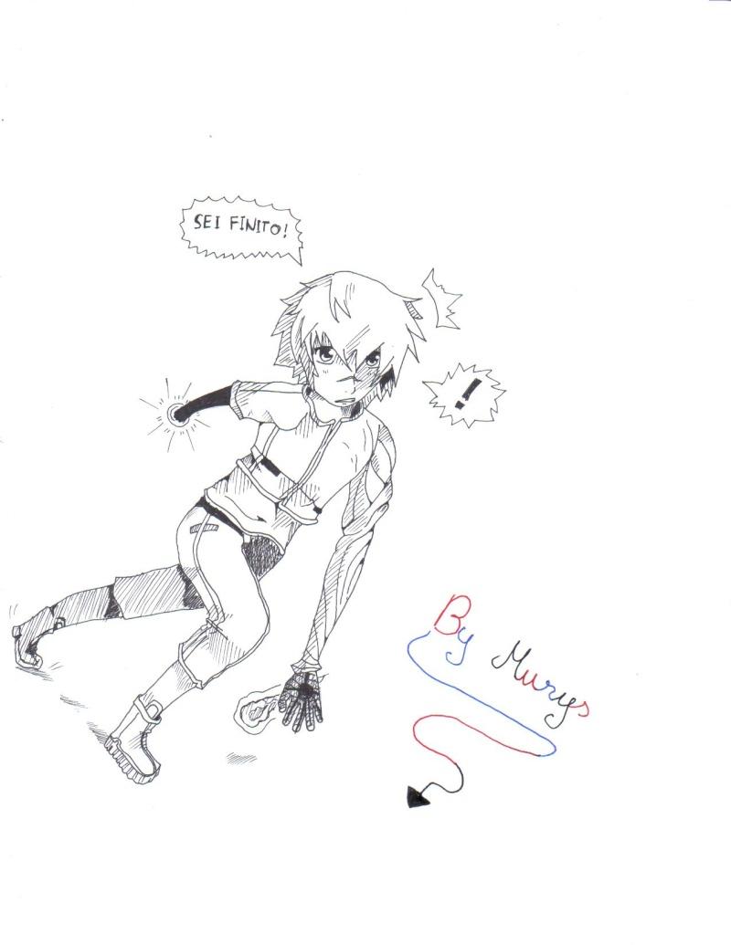 Alcuni miei disegni - Pagina 4 Yo10