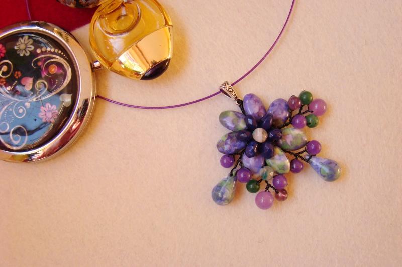"""""""Flori de piatră-Bijoux"""" albumul I-bijuterii artizanale marca Didina Sava - Pagina 6 00710"""