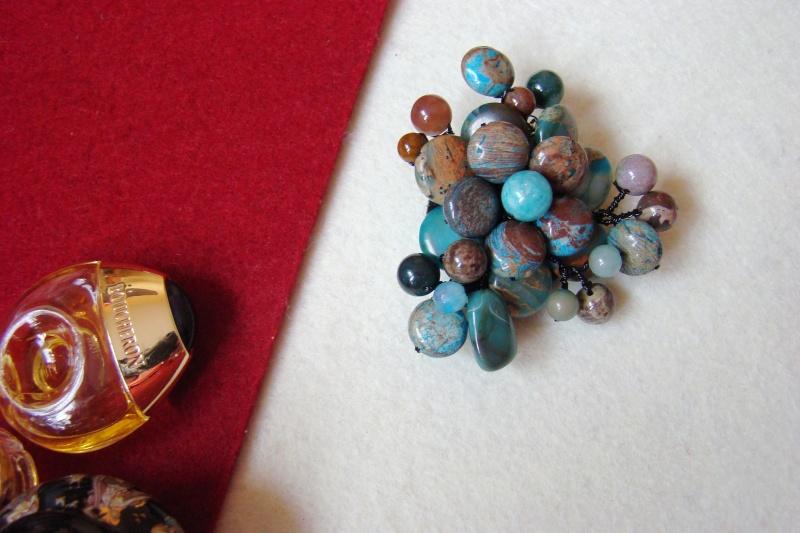 """""""Flori de piatră-Bijoux"""" albumul I-bijuterii artizanale marca Didina Sava - Pagina 5 Colie121"""