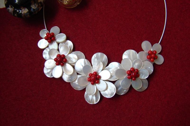 """""""Flori de piatră-Bijoux"""" albumul I-bijuterii artizanale marca Didina Sava - Pagina 6 Colier14"""
