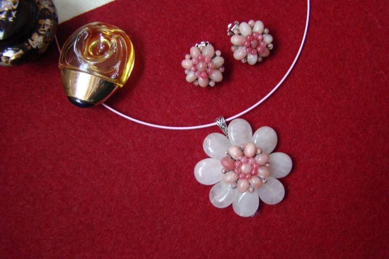 """""""Flori de piatră-Bijoux"""" albumul I-bijuterii artizanale marca Didina Sava - Pagina 6 Colier29"""