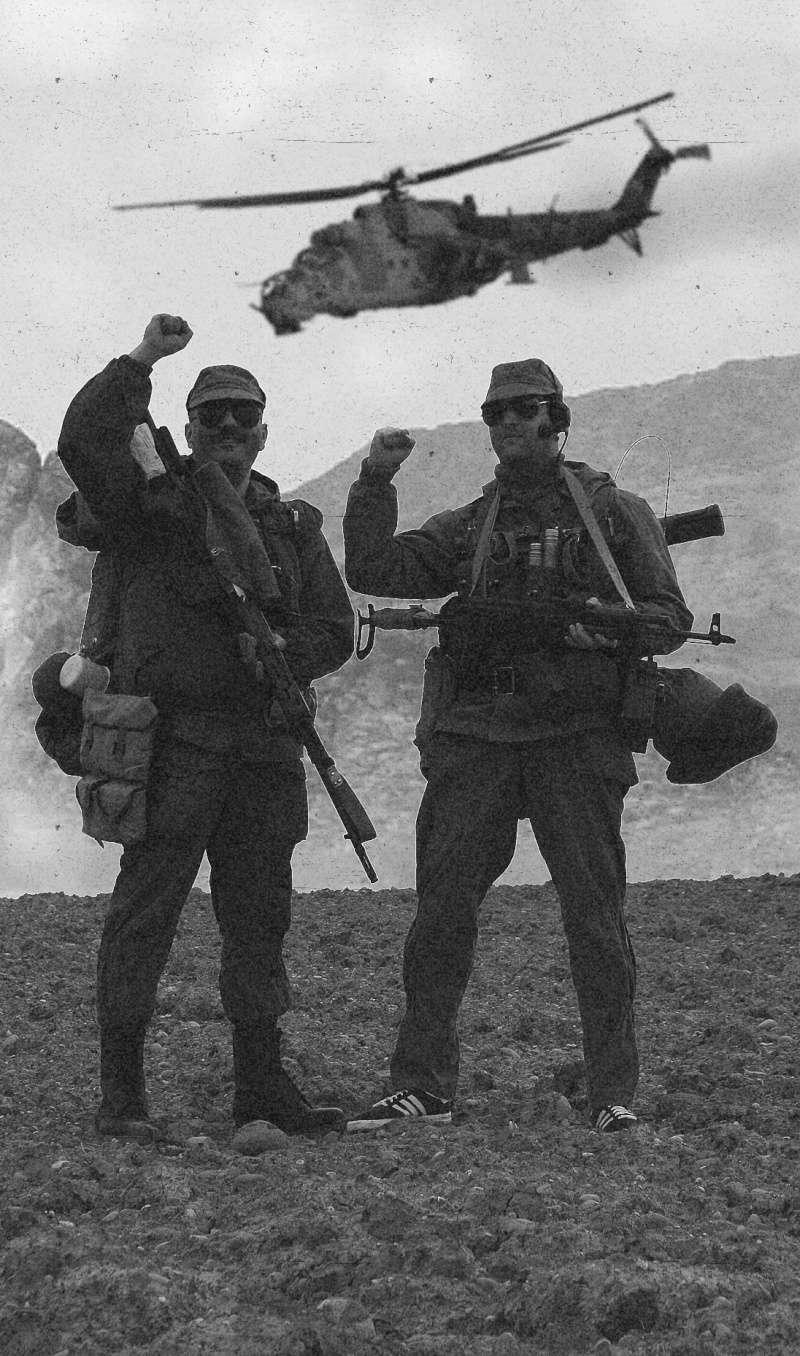 GRU Afghanistan 1988 14579711