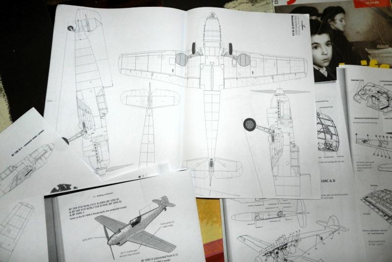 """Messerschmitt Bf 109 D """"Gelbe 1"""" I./3./JG 21 - Septembre 1939 - 1/32 - Page 4 Dscn3022"""