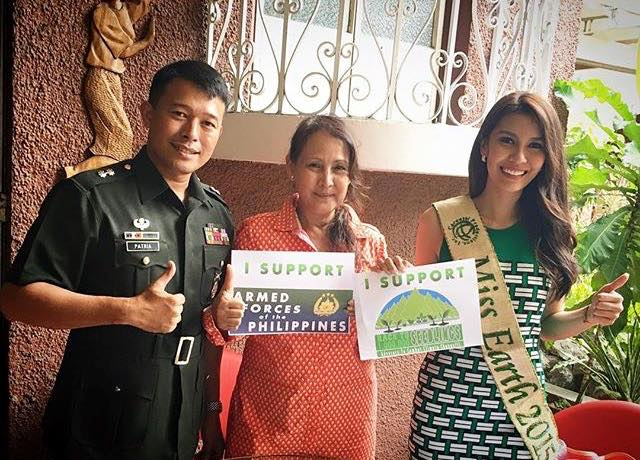 The Official Thread of MISS EARTH 2015 @ Angelia Ong- Philippines  - Page 3 12809710