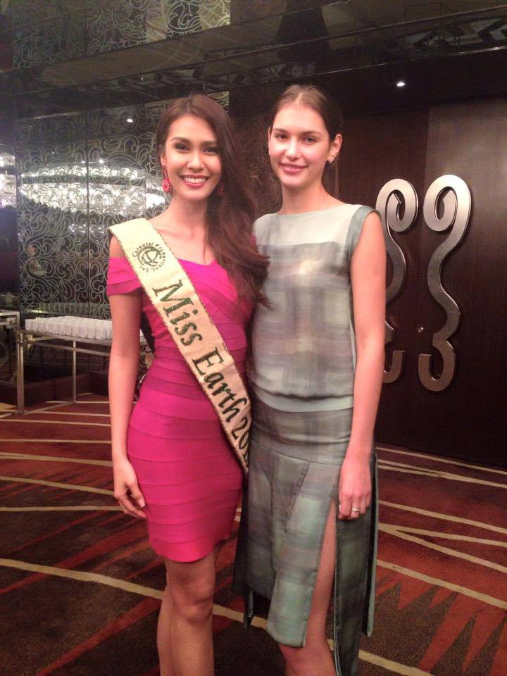 The Official Thread of MISS EARTH 2015 @ Angelia Ong- Philippines  - Page 3 12832514