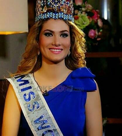 Mireia Lalaguna- MISS WORLD 2015- Official Thread - Page 2 19097010