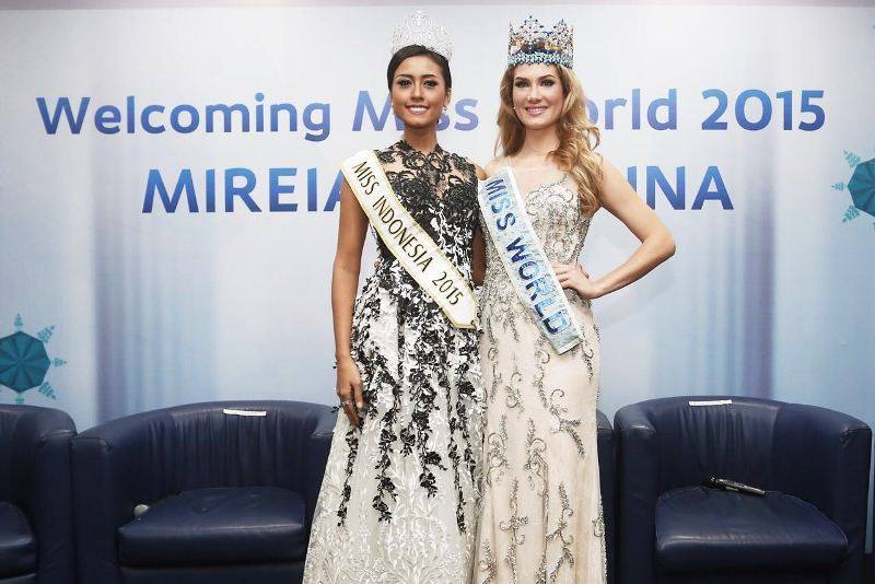 The Official Thread of Miss World 2015 @ Mireia Lalaguna - Spain  - Page 5 94399010