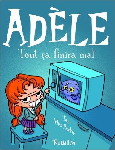 Mortelle Adèle - Série [Mr Tan et Miss Prickly] 51o2ni10
