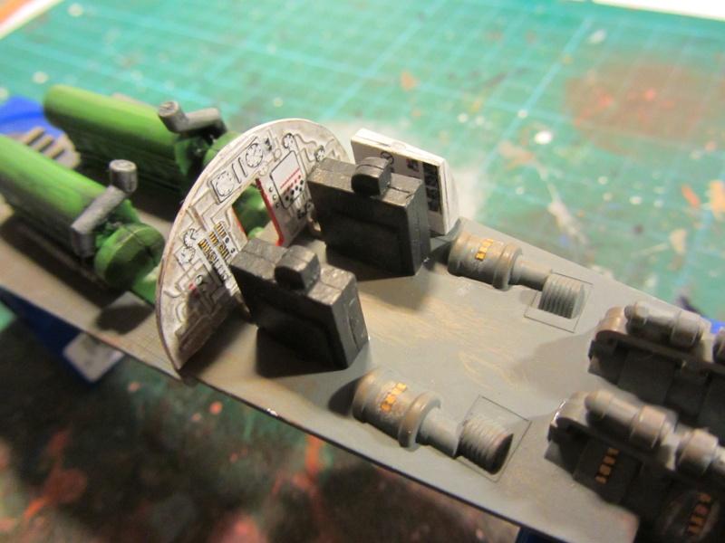 Deutsches U-Boot XXI - U-254 - mit Inneneinrichtung gebaut von xedos - Seite 2 Img_5136