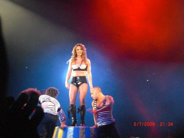 Photos du concert de Paris le 5 juillet 2009 6400_115