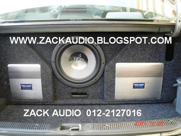 PGA15001D 1-ohm Digital Class D Power Amplifier 20083211