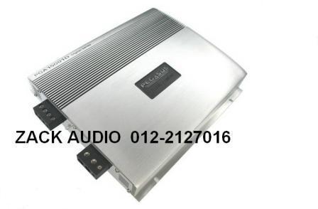 PGA15001D 1-ohm Digital Class D Power Amplifier Pga15010