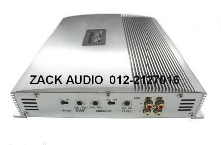 PGA15001D 1-ohm Digital Class D Power Amplifier Pga15011