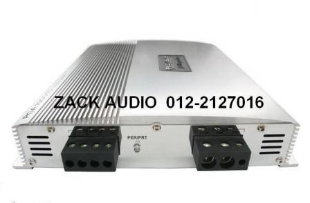 PGA15001D 1-ohm Digital Class D Power Amplifier Pga15012
