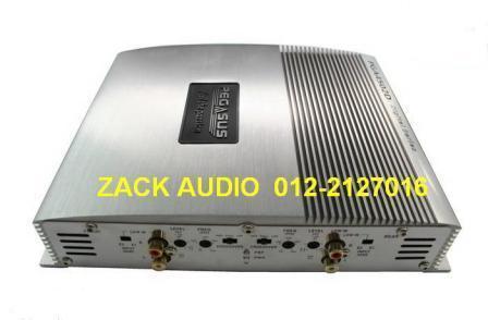 PEGASUS Full Digital 4-channel 50W X 4 Amplifier Pga45012