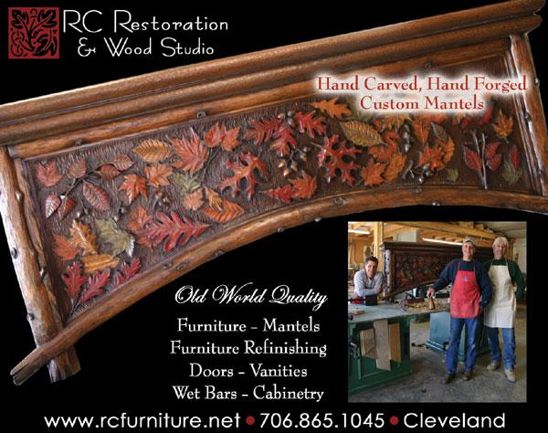 RC Restoration & Wood Studio Rc_ad10