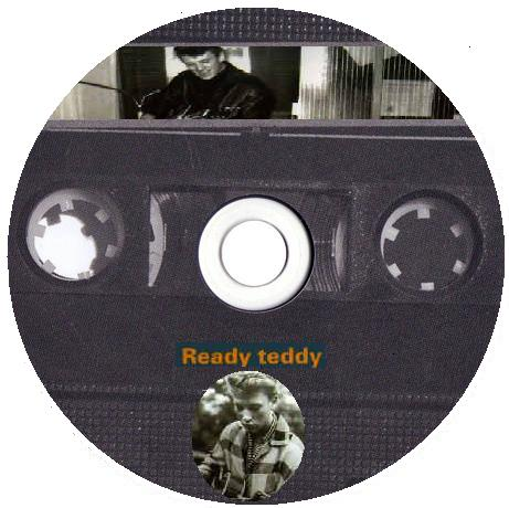 jaquettes de cd ready teddy Jh10
