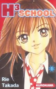 H3 SCHOOL Manga de Rie Takada 11365310