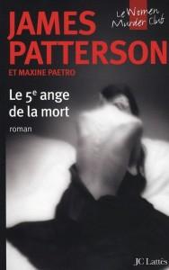 WOMEN MURDER CLUB (Tome 05) LE 5e ANGE DE LA MORT de James Patterson et Maxine Paetro 11832711