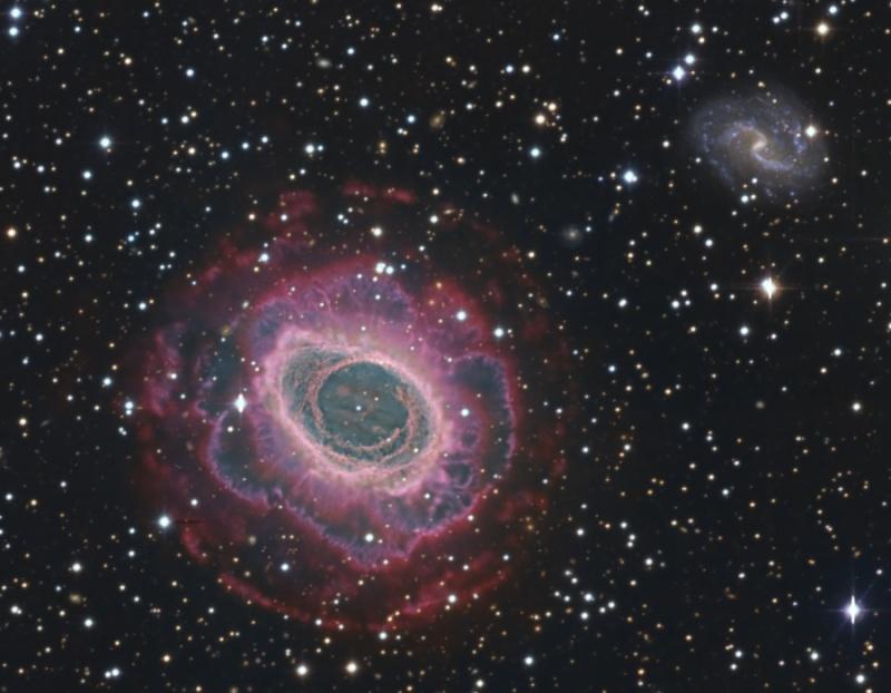 Fotografía astronómica del año Ringde10