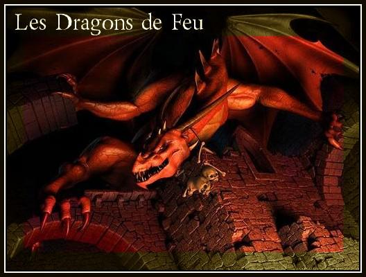 Les Dragons de Feu