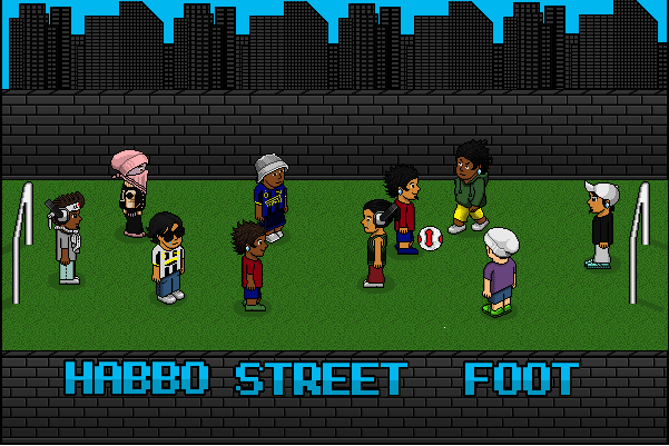 Habbo Street Foot