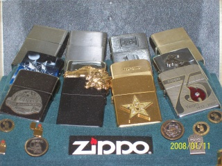 Zippo collections. - Portail Photo_24