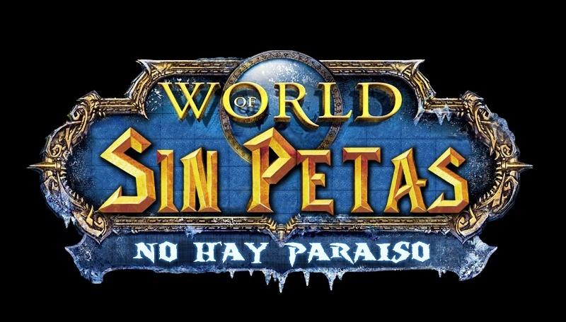 SIN PETAS NO HAY PARAISO