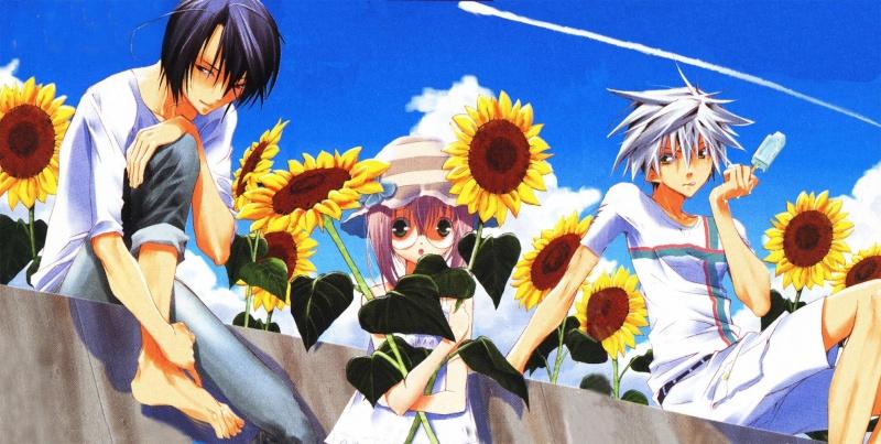 Manga scans, wallpapers manga et drama... Zombie10