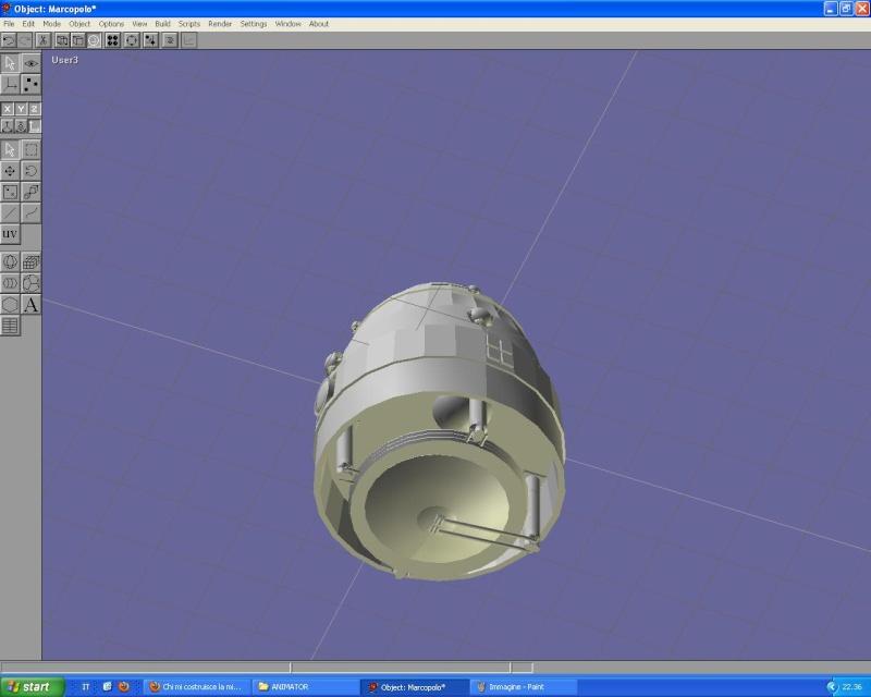 Progetto: Sonda Marco Polo Polo210