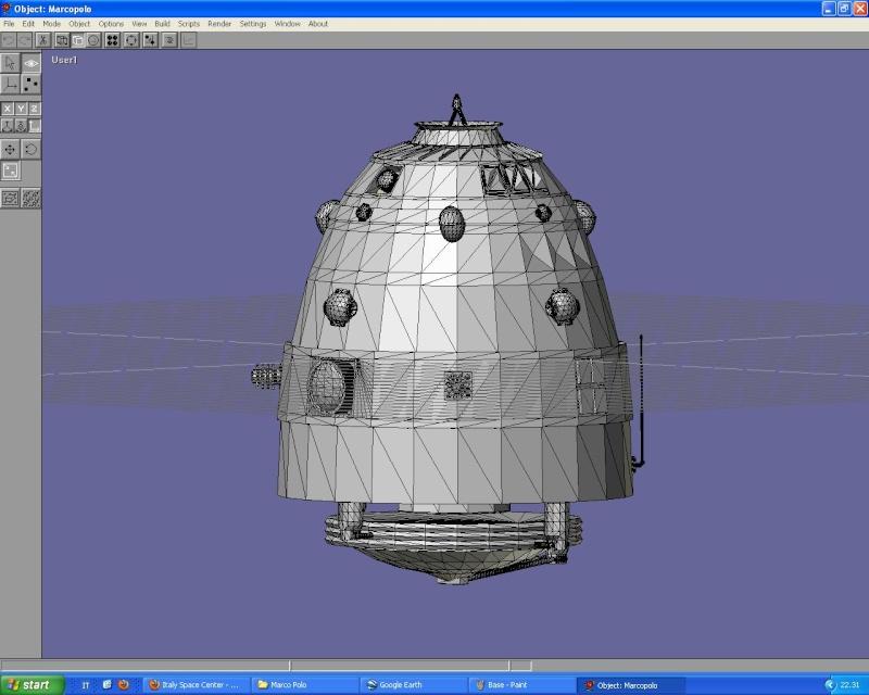 Progetto: Sonda Marco Polo Polo310