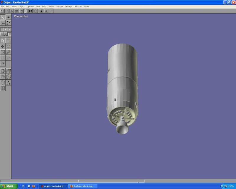 lander - Missione Poderosa Lunar Lander Sadio310
