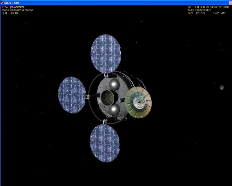 Progetto: Sonda Marco Polo Traiet10