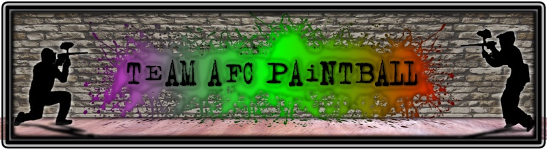 TEAM AFC PAINTBALL