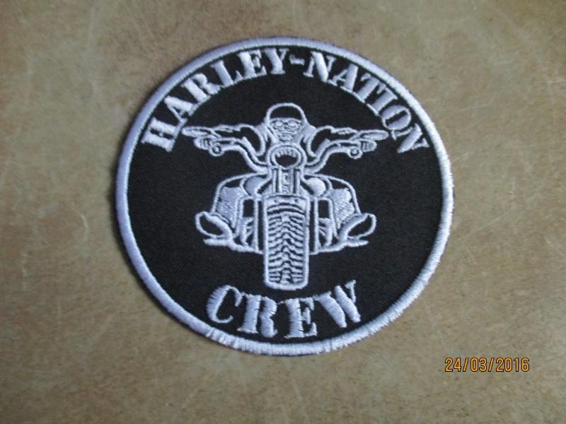 Le logo du FORUM Harley-Nation et ses produits dérivés sont disponibles! - Page 5 Patch10