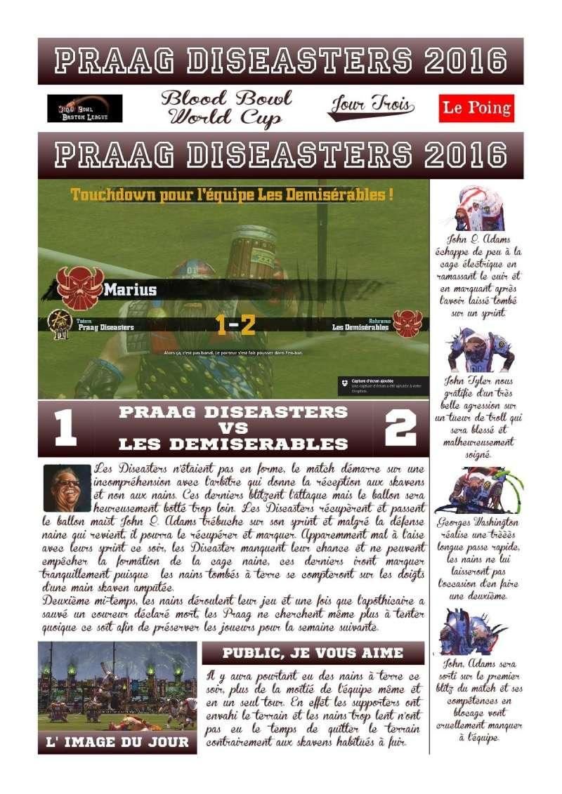 [WC j3 p2] Les démisérables (ash) 2-1 (totem) Praag Disaster Bbwc_j12
